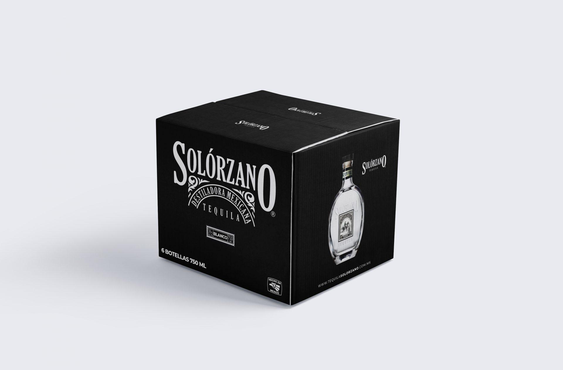 Caja Solorzano Blanco Suave 750ml