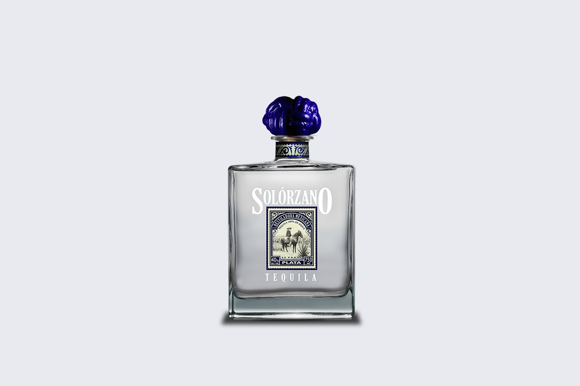 Solorzano Plata 750 ml