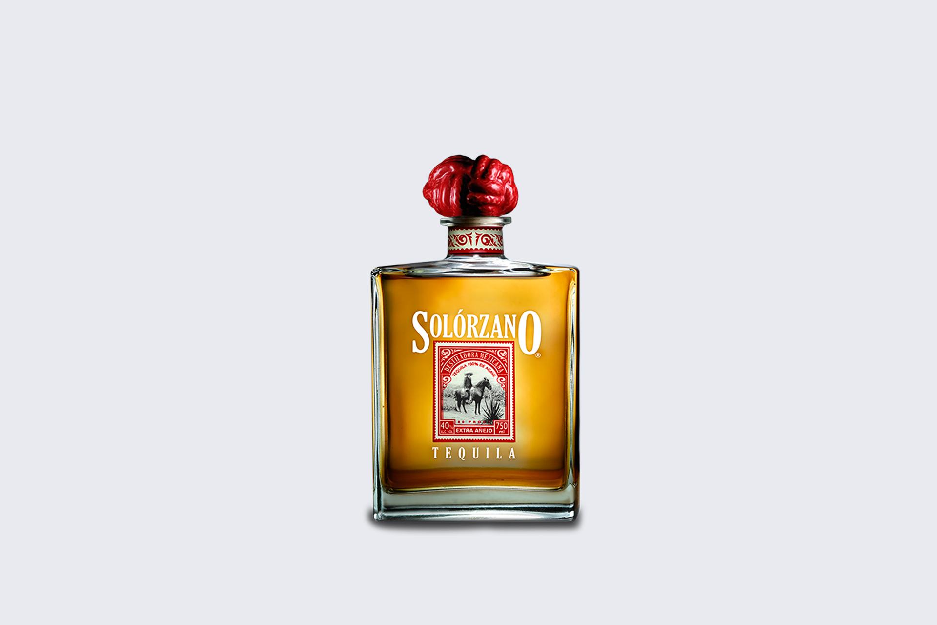 Solorzano Extra Añejo 750 ml